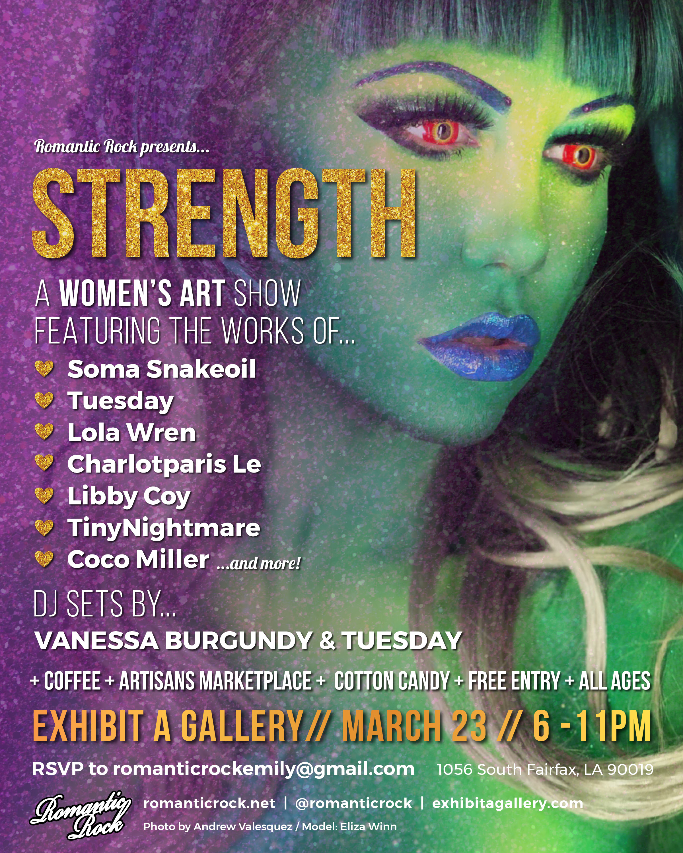 LA>Strength2018